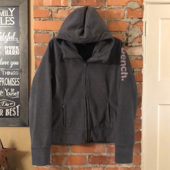 Fleece Bench Jacket